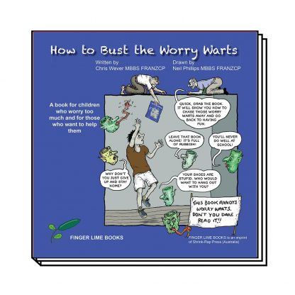 Image of How to Bust the Worry Warts book cover