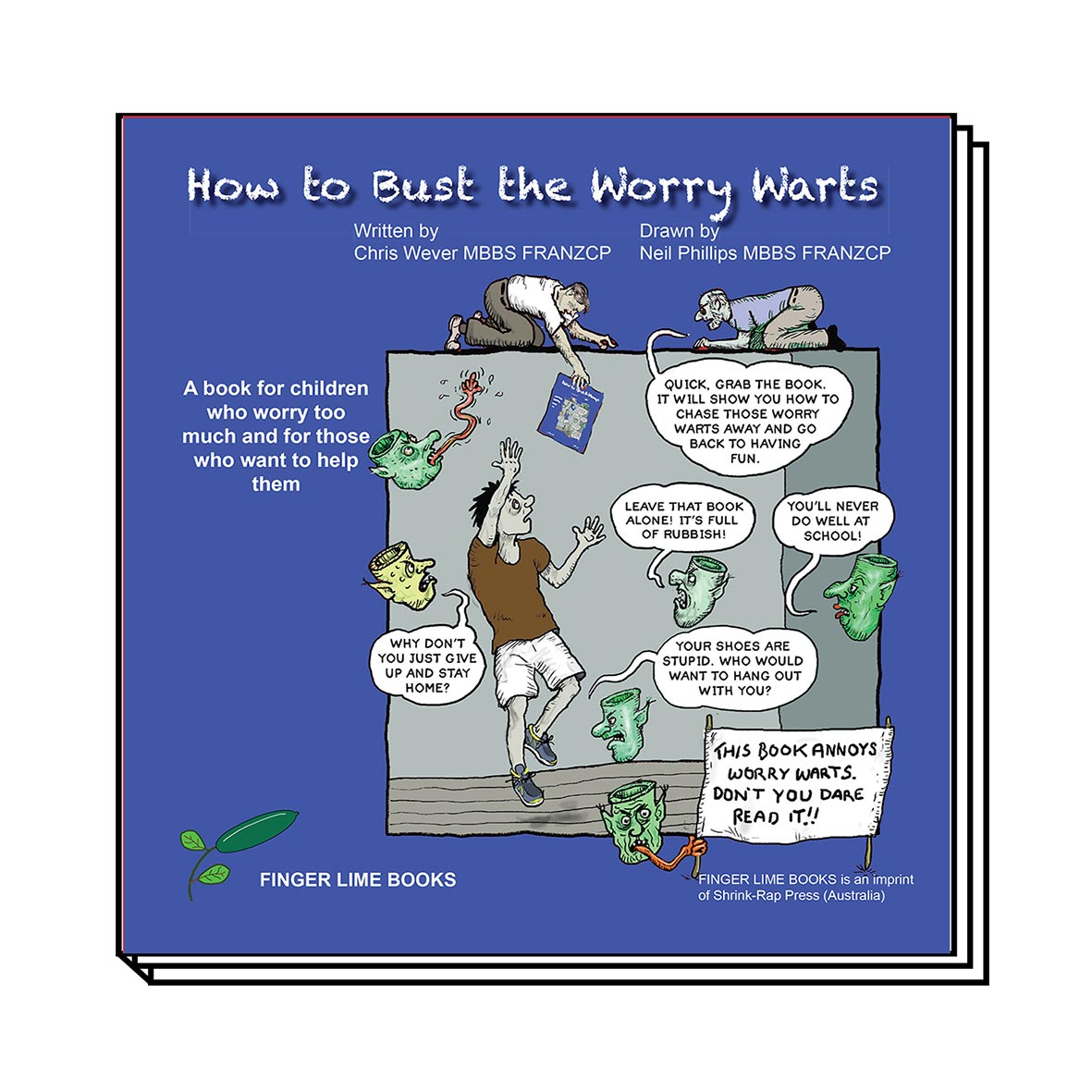 How to Bust the Worry Warts