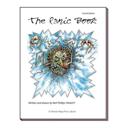 Image of The Panic Book book cover