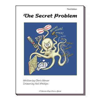 Image of The Secret Problem book cover